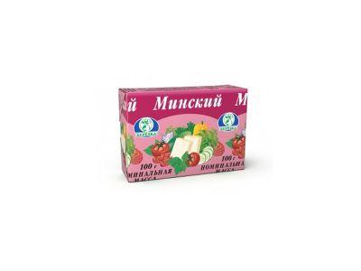 """Сыр плавленый  """"Минский"""" 30% -0,1"""