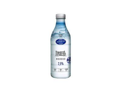 Молоко 2,5% 0,95 /ТМ Городенъ/