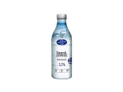Молоко 3,2% 0,95 /ТМ Городенъ/