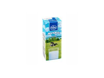 Молоко ультрапастеризованное 3,2%  0,2 с соломкой