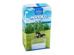 Молоко ультрапастеризованное 3,2%  1л.