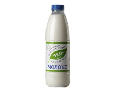 Молоко пастеризованное 2,5% 0,95