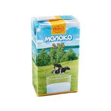 Молоко ультрапастеризованное 2,5% 1л.