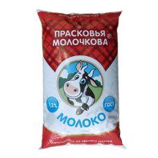 Молоко 1,2% - 0,9 (ТМ Прасковья Молочкова)
