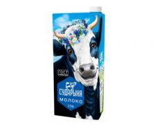 """Молоко """"Сударыня"""" 2,5% - 2л."""