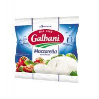 "Сыр ""Моцарелла""  45% 125 гр /ТМ Гальбани/"
