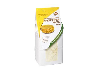 Мука кукурузная цельносмолотая 500 гр