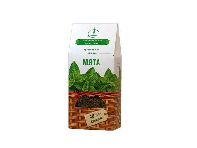 Напиток чайный травяной Мята 40 гр