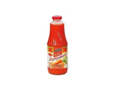 Нектар морковный с мякотью 1 л /ТМ Стоевъ/