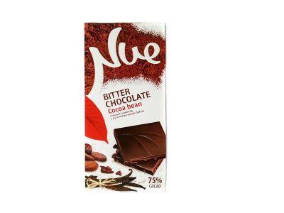 Шоколад NUE с кусочками какао-бобов  96гр.