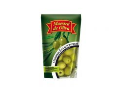 Оливки с косточкой 180 гр /Маэстро де олива/