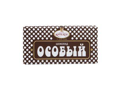 """Шоколад """"Особый"""" 90 гр  /КФ Крупская/"""