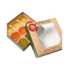 Мармелад желейный формовой Ассорти фруктовое  300 гр