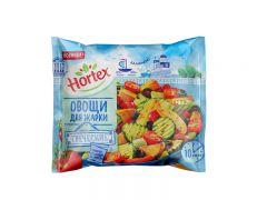 """Овощи для жарки """"Греческие"""" 400 гр ТМ Хортекс"""
