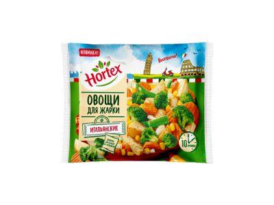 "Овощи для жарки ""Итальянские"" 400 гр ТМ Хортекс"
