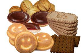 Печенье, крекеры