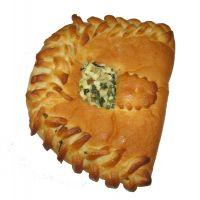 Пирог с яйцом и зеленым луком 0,26 кг