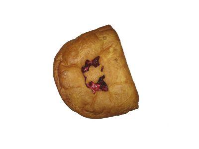 Пирог с брусникой 0,34