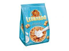 """Сухие завтраки """"Леонардо"""" подушечки 200 гр"""