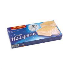 """Торт вафельный """"Полярный"""" 213 гр"""