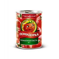 "Томатная паста ""Помидорка"" 380 гр"