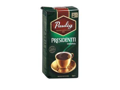 """Кофе """"Президент"""" молотый 250 г"""