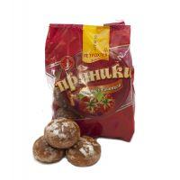 Пряники с начинкой (вишня/малина) 0,3 кг