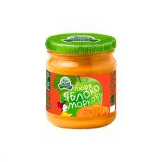 Пюре яблочно-морковное 470 г