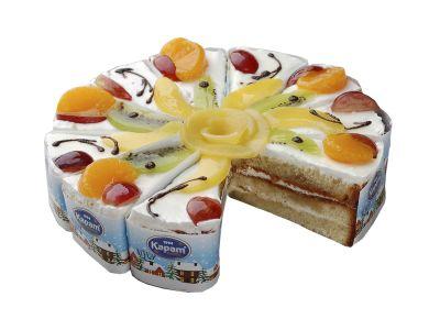 "Торт ""Райский сад"" 1 кг"