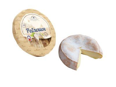 """Сыр """"Реблошон"""" с белой плесенью 50%"""