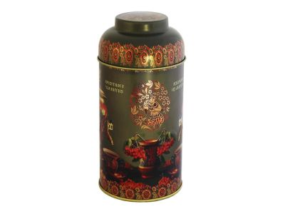 """Чай черный""""Самовар"""" 75гр  жесть /Шри-Ланка/"""