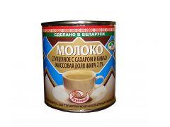 Молоко сгущенное с сахаром и какао 7,5% - 0,38