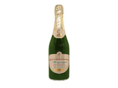 Шампанское безалкогольное 750 мл