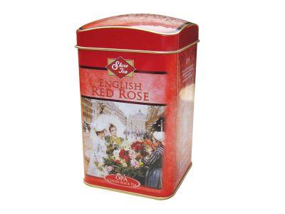 """Чай """"Шери"""" Английская роза 100 гр. жестяная банка  в ассортименте"""