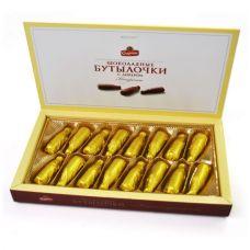 """Набор конфет """"Шоколадные бутылочки """" 0,168"""