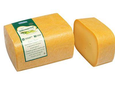 "Сыр ""Швейцарский"" 50%"