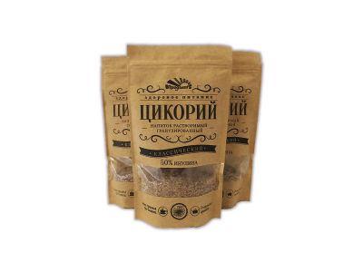 Цикорий гранулированный 50% инулина 0,1