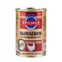 Цыпленок в с/с 350 гр /ТМ Гродфуд/
