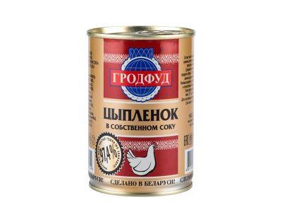 Цыпленок в с/с 350 гр  /ТМ Гродфуд