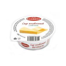 """Сыр плавленный """"Сливочный"""" 45%  0,1"""