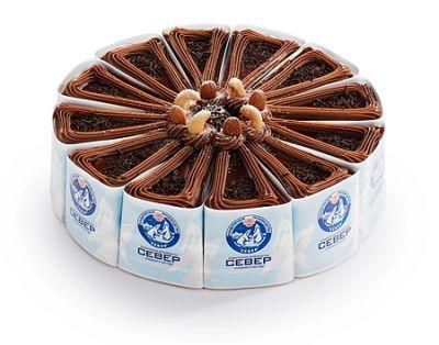 """Торт """"Сладкий миндаль"""" 1,0 кг"""