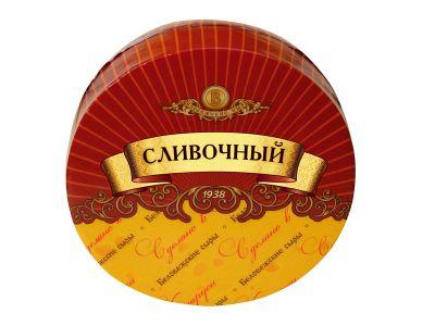 """Сыр """"Сливочный"""" 50%"""