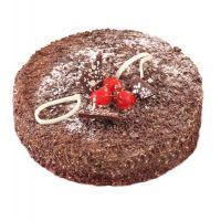 """Торт """"Сметанник шоколадный""""  0,85"""
