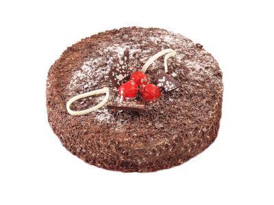 """Торт """"Сметанник шоколадный""""  0,67"""