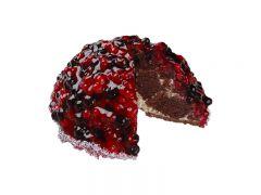 """Торт """"Сметанник"""" с лесными ягодами 550 гр"""
