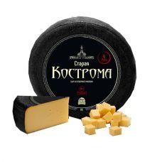 """Сыр """"Старая Кострома"""" 50%"""