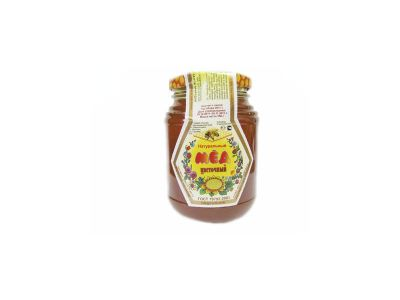 Мед натуральный 0,2 в стекле /ЛПХ Стрелковой А.Ф./