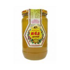 Мед натуральный 0,5 в стекле /ЛПХ Стрелковой А.Ф./