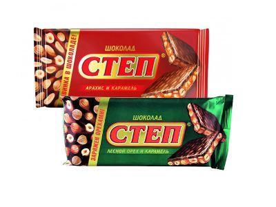 "Шоколад ""Степ"" 100 гр"