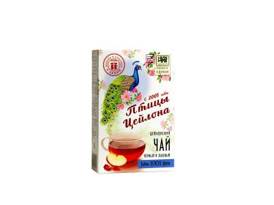 "Чай ""Птицы Цейлона""  тайна 1001 ночи 75 гр /Шри-Ланка/"